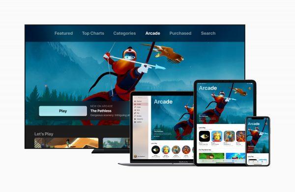 Apple Arcade Introduces