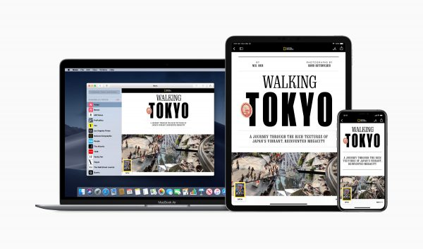 Apple News Plus Mac