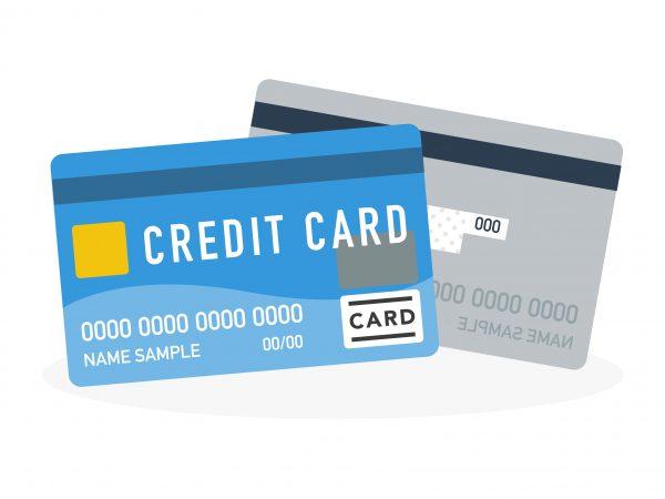 クレジットカードの裏面サイン