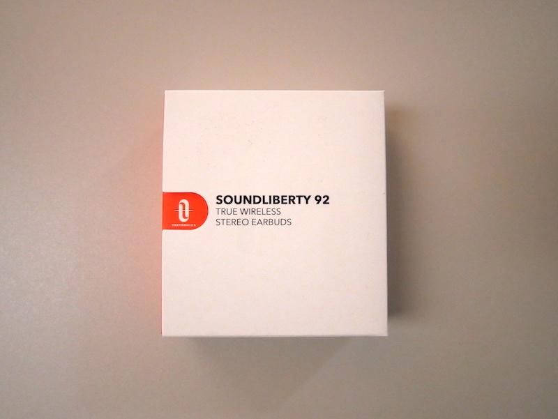 SoundLiberty 92の箱